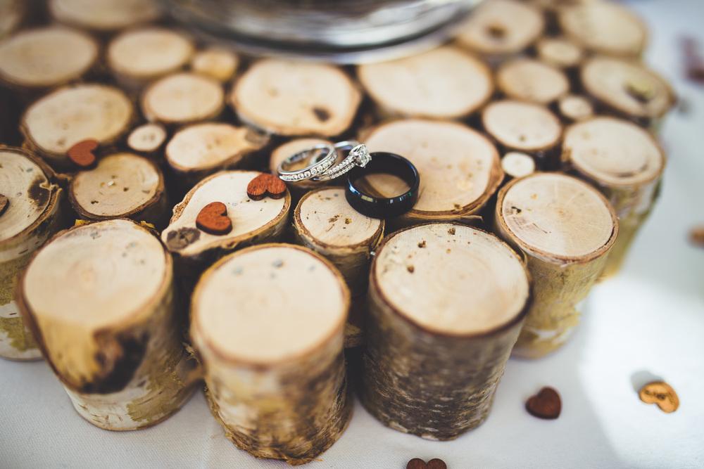Beautiful wedding table arrangements at the lancashire wedding.