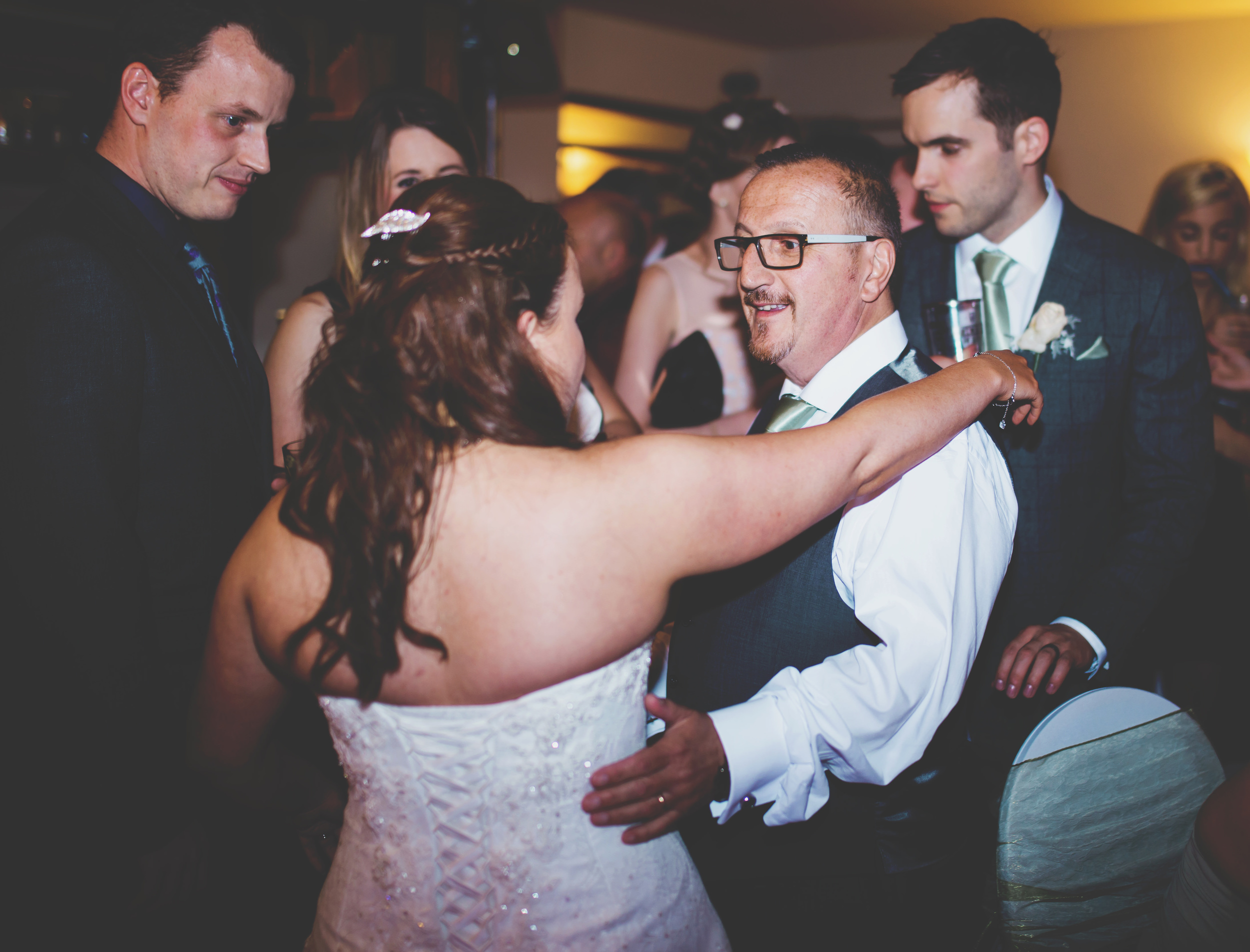 dance with dad - Beeston Manor wedding