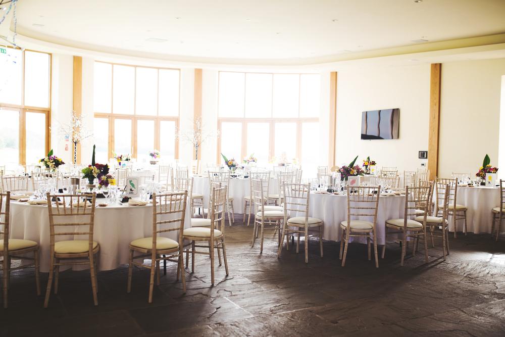 The wedding venue of TheOutbarn at Clough Bottom-Lancashire wedding