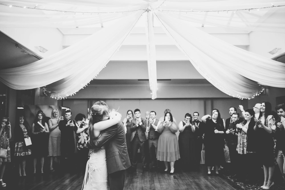 The first dance as Mr and Mrs- Lancashire photography, wedding