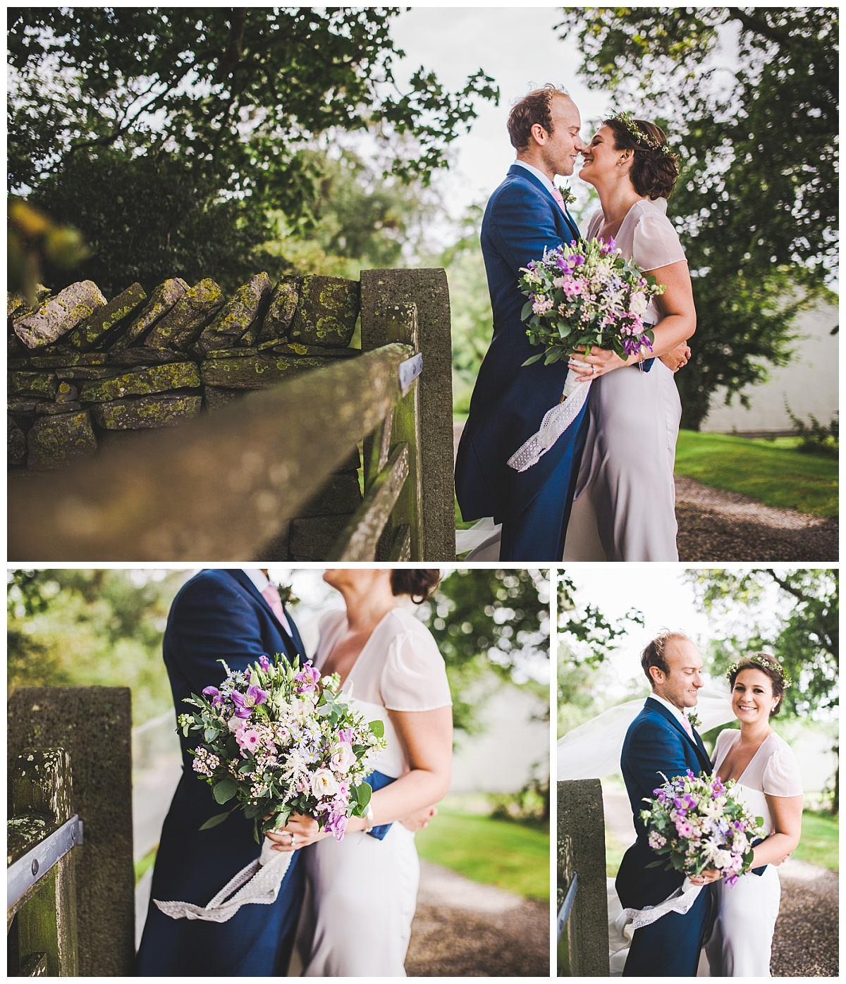 relaxed farm wedding lancashire