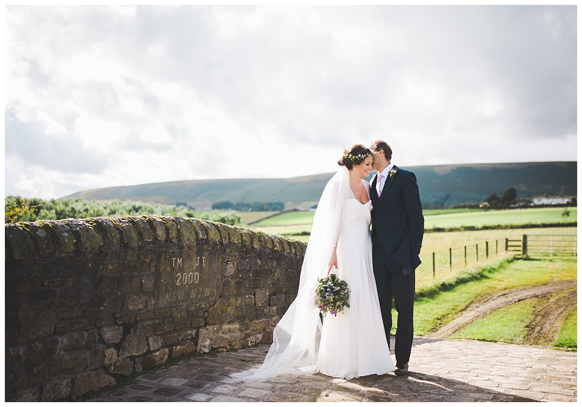 beautiful Lancashire backdrop - wedding photographer