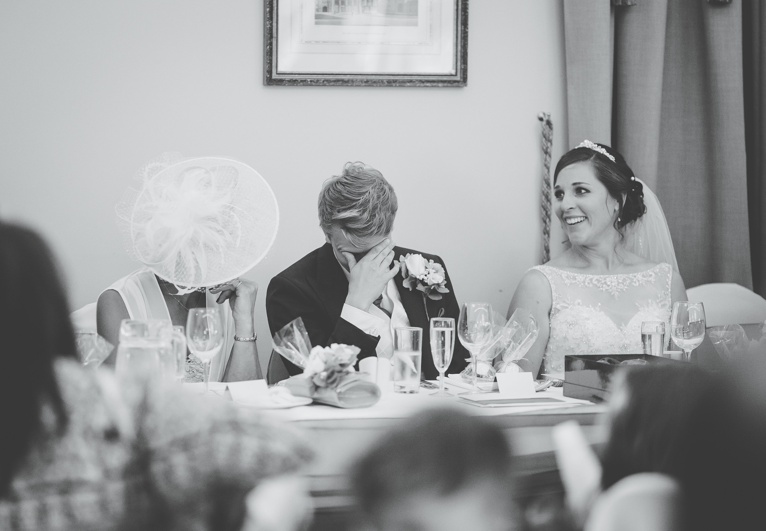 funny speeches - Lancashire wedding photographer