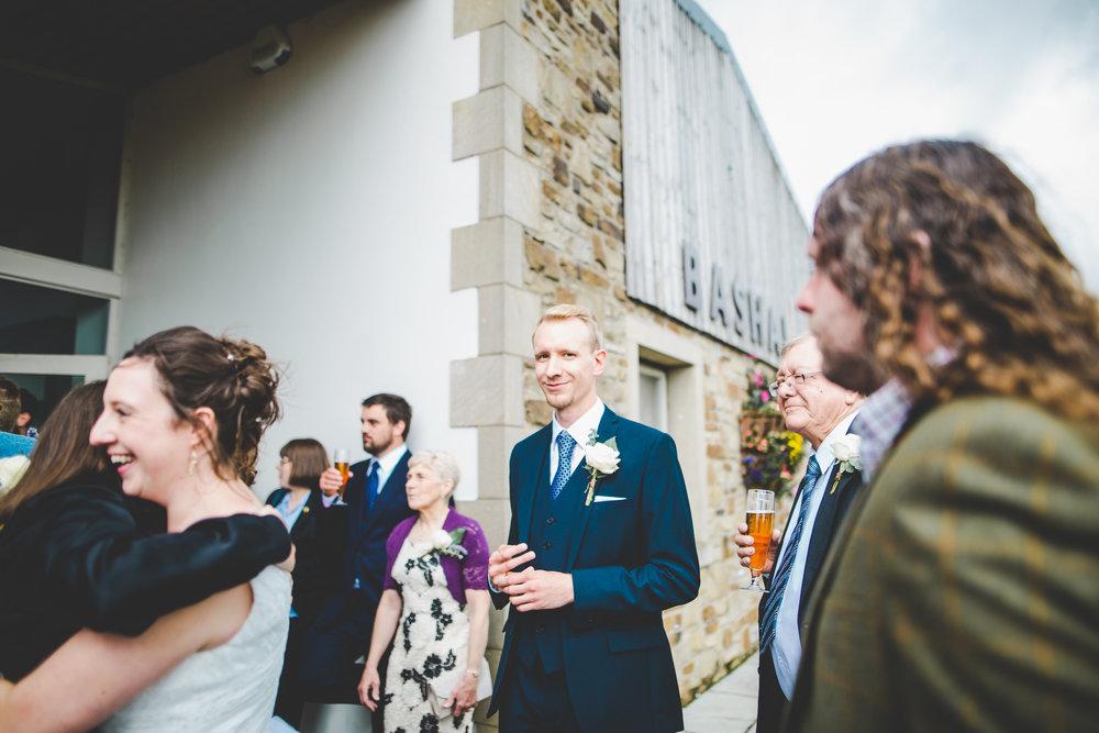 Bashall Barn Wedding Pictures - Lancashire Wedding Photography (35).jpg