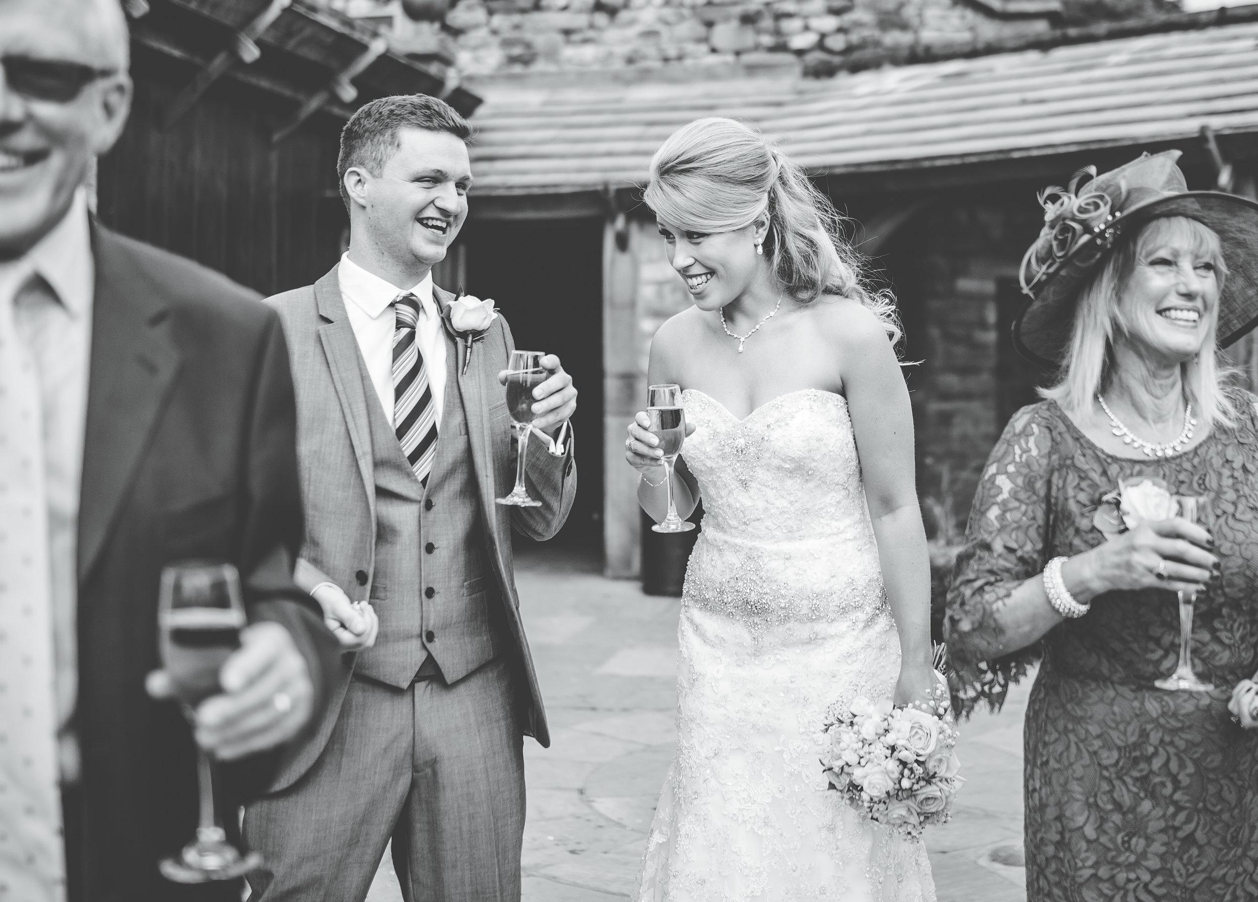 natural wedding photography at Browsholme Hall