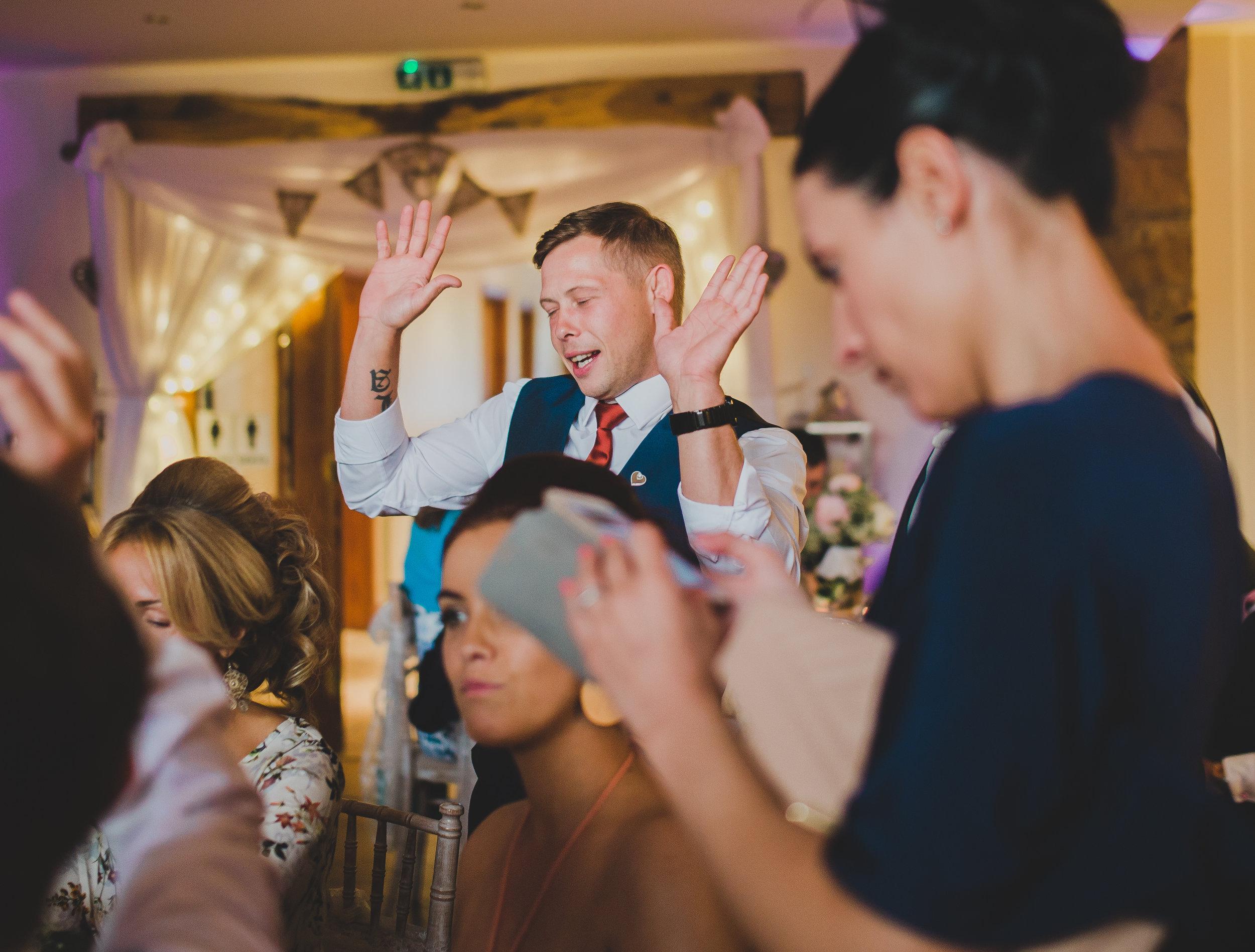 dancing Beeston Manor