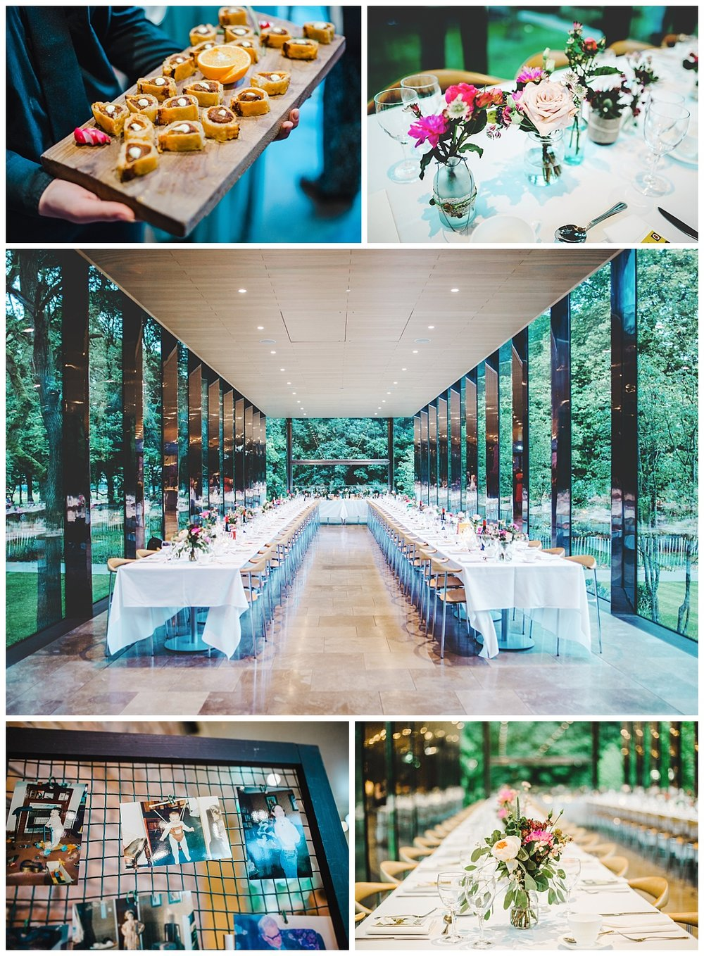 Whitworth Art Gallery for the wedding reception- Wedding photographer at Whitworth Art Gallery