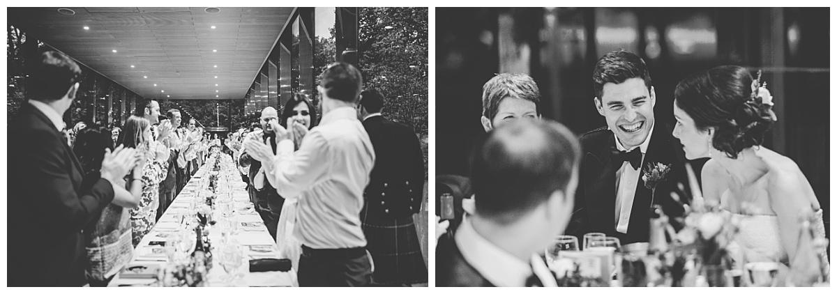 Speeches - Whitworth Art Gallery wedding