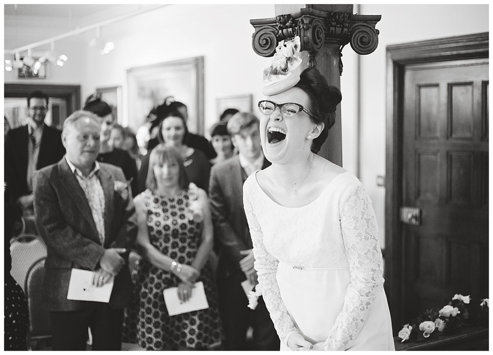 authentic and relaxed wedding photography