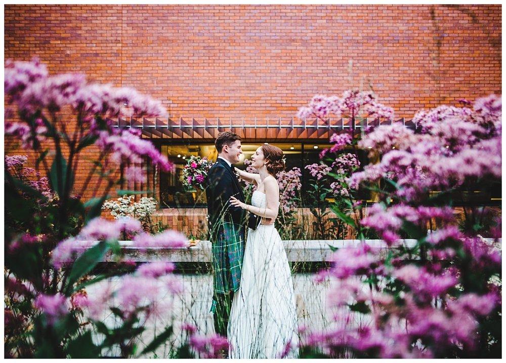 Whitworth Art Gallery Wedding