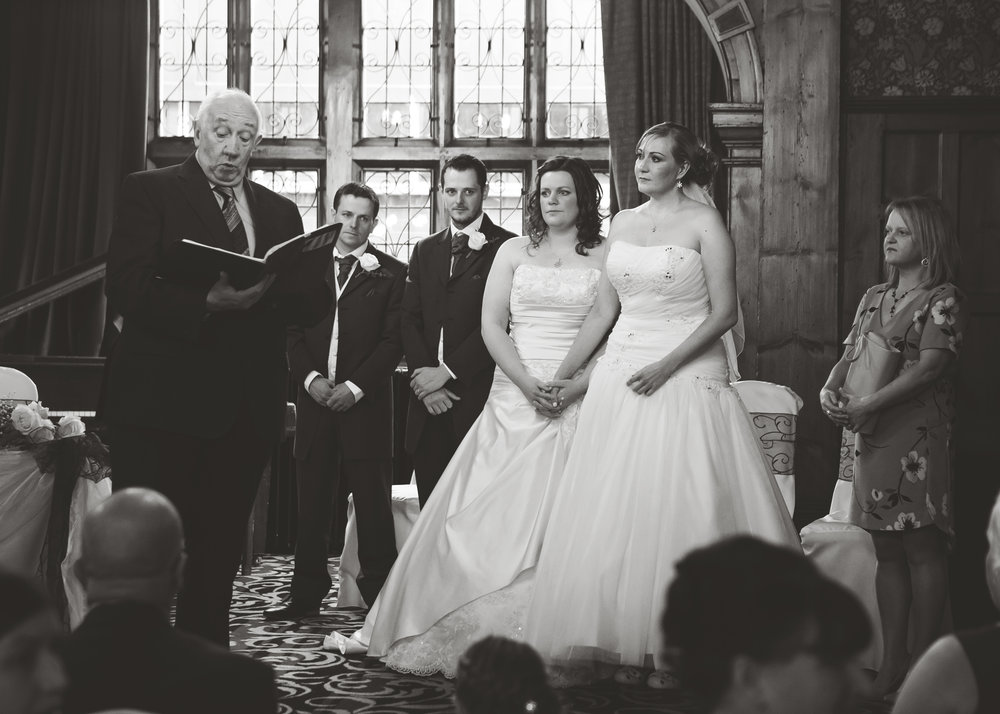 wedding photographer north west - worsley court house wedding pictures