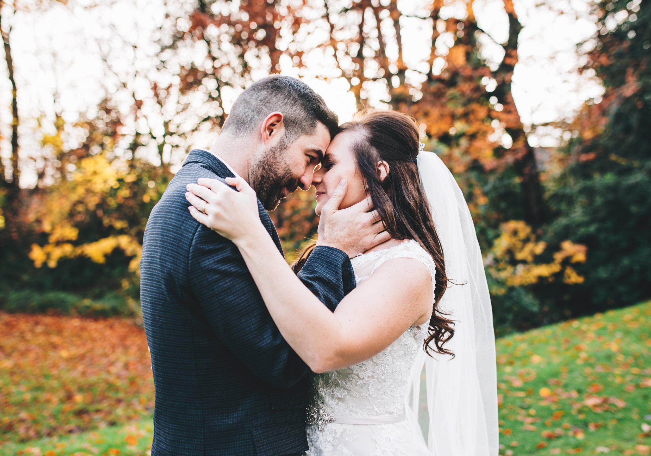 autumn wedding inspiration - Ashfield house wedding