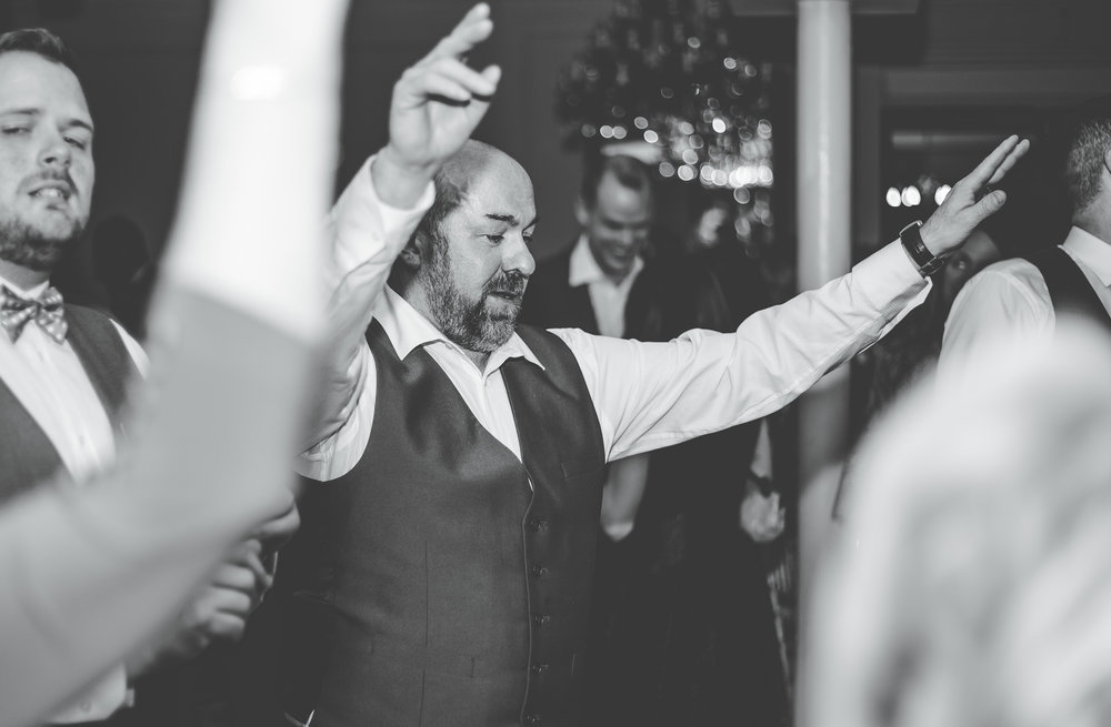 black and white images of the dancing