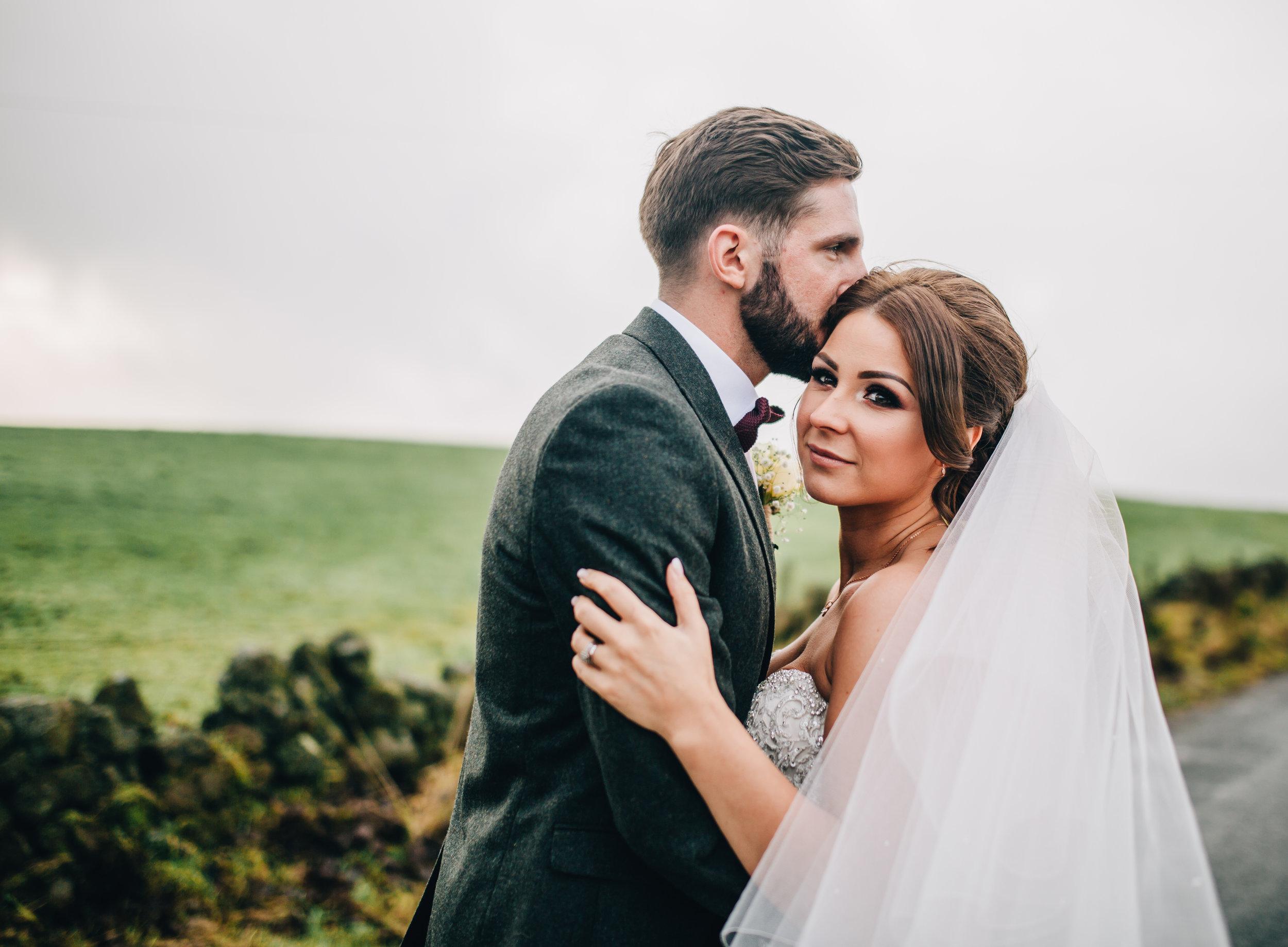 Alma Inn wedding - sweet portraits