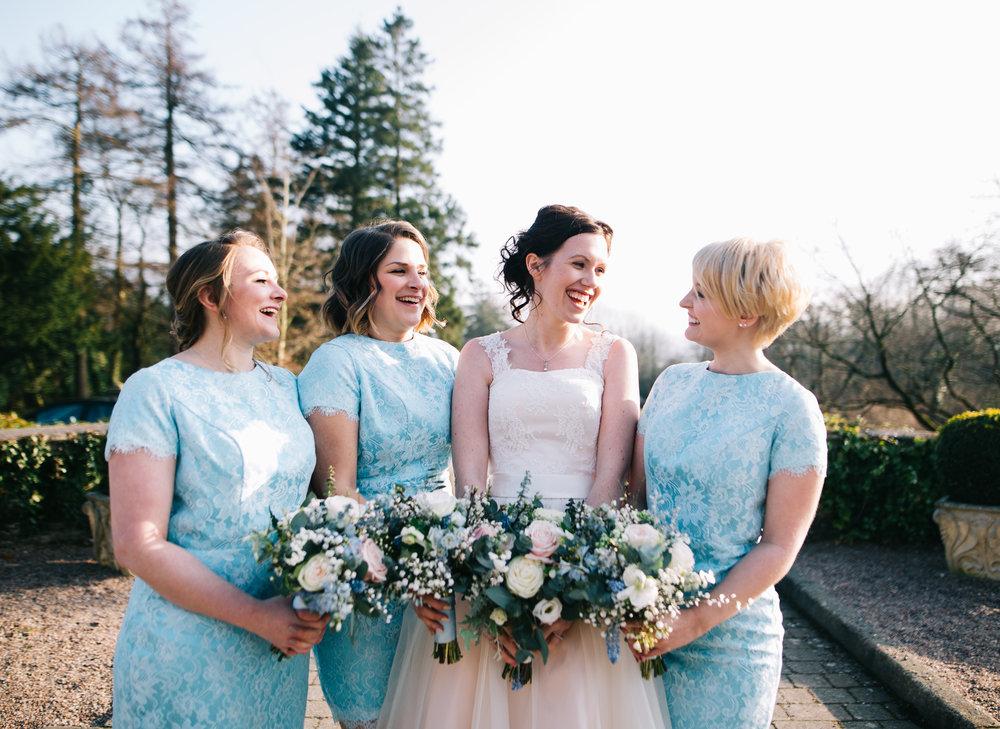 Eaves Hall Wedding Pictures - Lancashire Wedding Photography (48).jpg