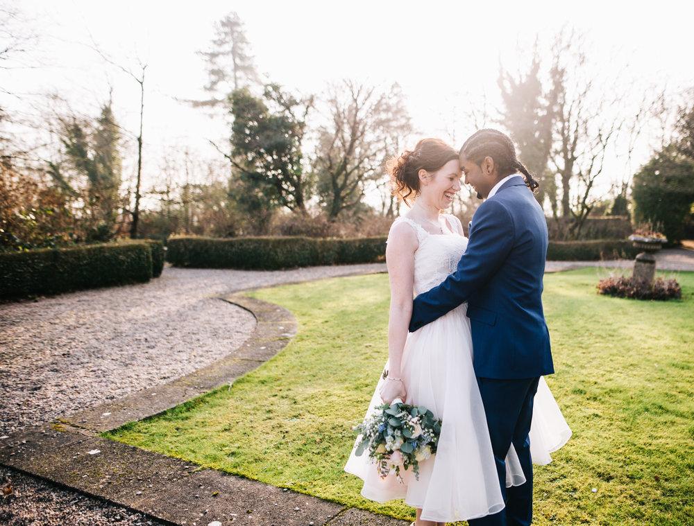Eaves Hall Wedding Pictures - Lancashire Wedding Photography (49).jpg