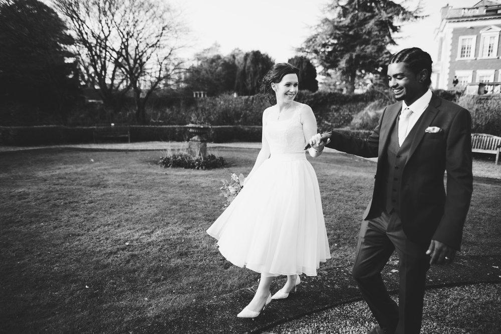 Eaves Hall Wedding Pictures - Lancashire Wedding Photography (50).jpg