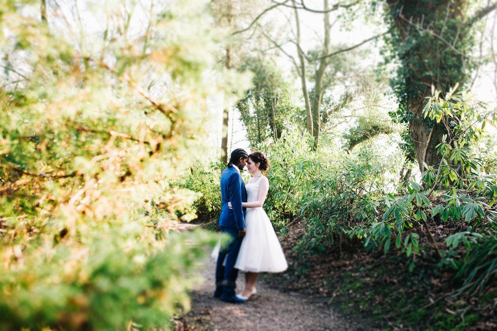 Eaves Hall Wedding Pictures - Lancashire Wedding Photography (52).jpg