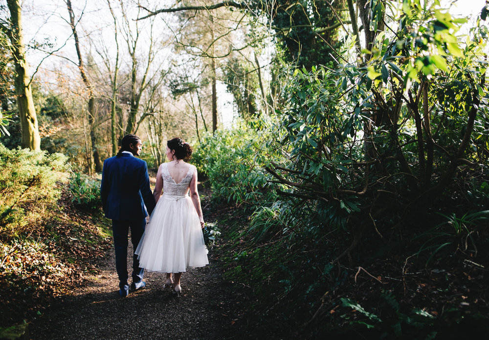 Eaves Hall Wedding Pictures - Lancashire Wedding Photography (51).jpg