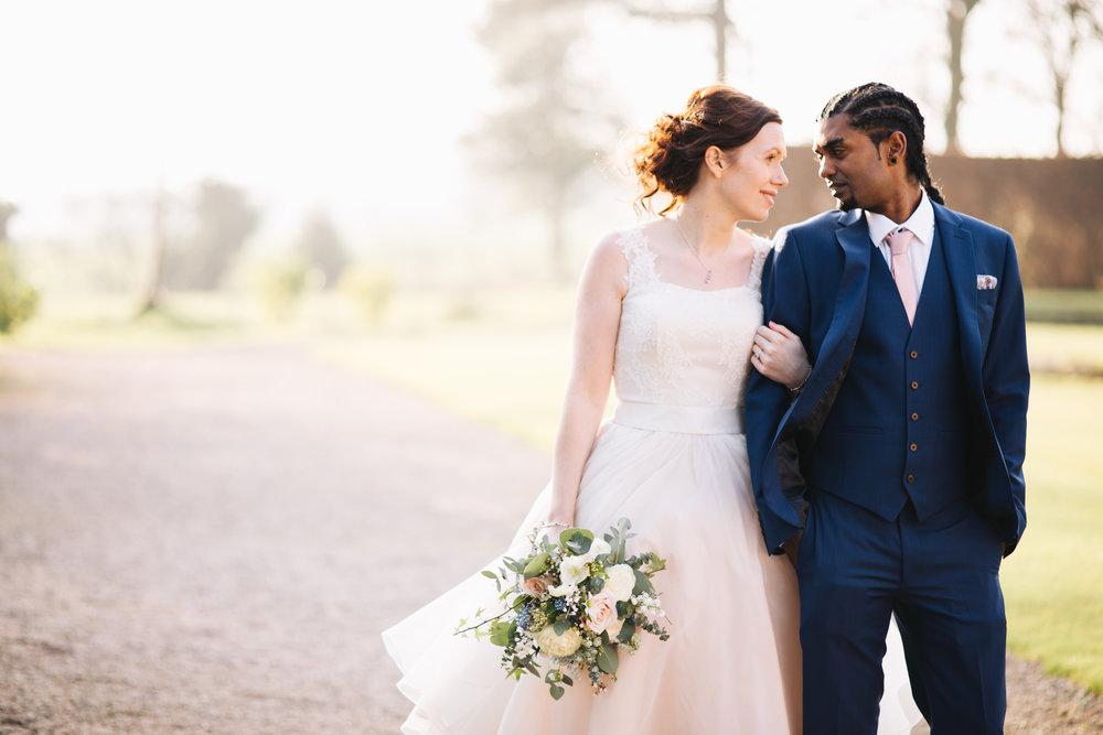 Eaves Hall Wedding Pictures - Lancashire Wedding Photography (55).jpg