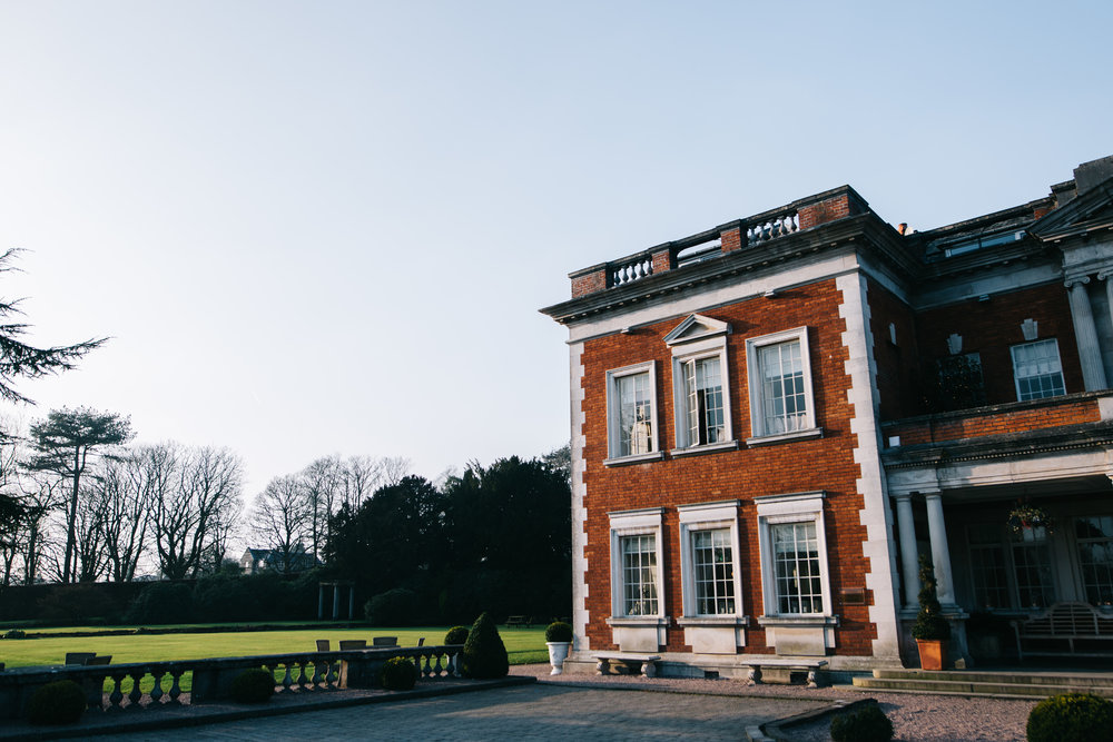 Eaves Hall Wedding Pictures - Lancashire Wedding Photography (61).jpg