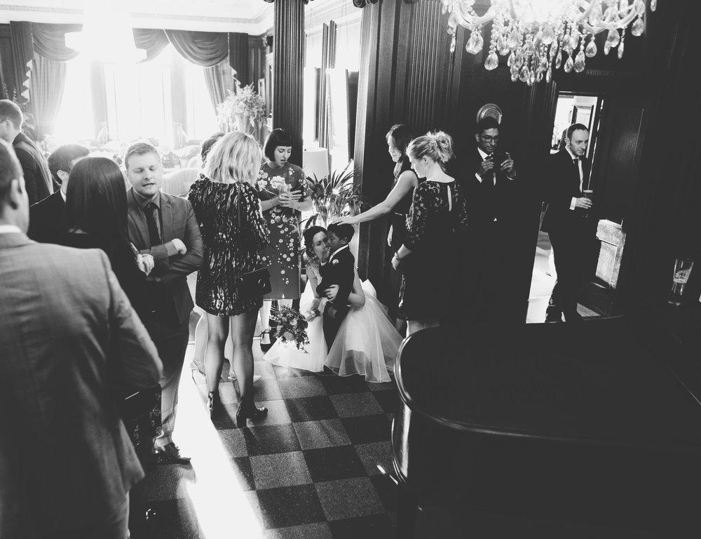 Eaves Hall Wedding Pictures - Lancashire Wedding Photography (62).jpg