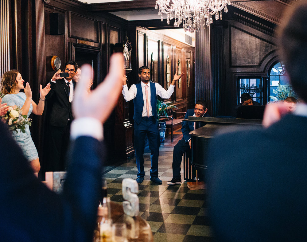 Eaves Hall Wedding Pictures - Lancashire Wedding Photography (67).jpg