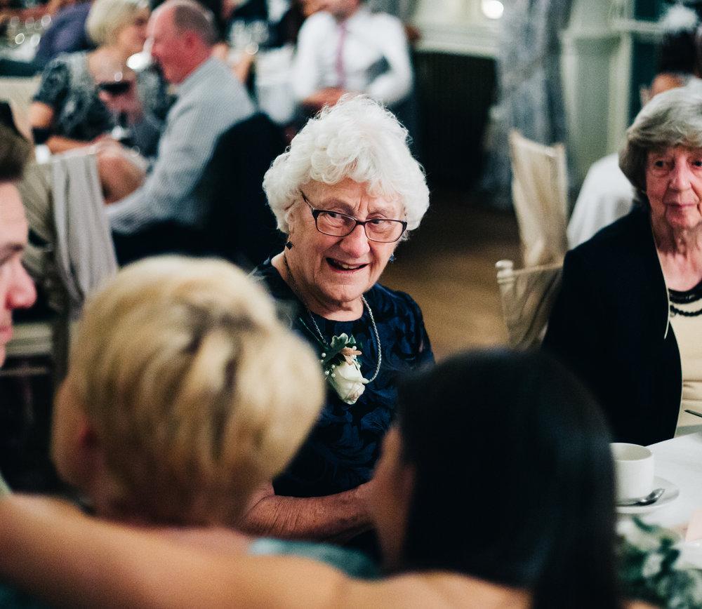 Eaves Hall Wedding Pictures - Lancashire Wedding Photography (68).jpg