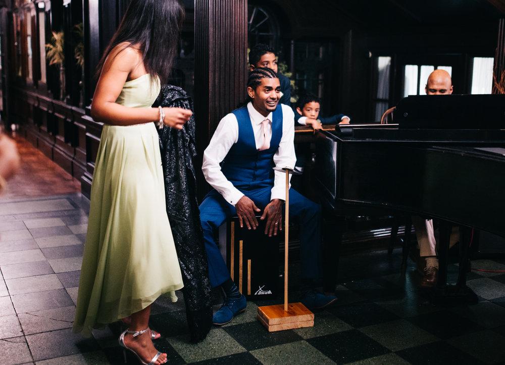 Eaves Hall Wedding Pictures - Lancashire Wedding Photography (71).jpg
