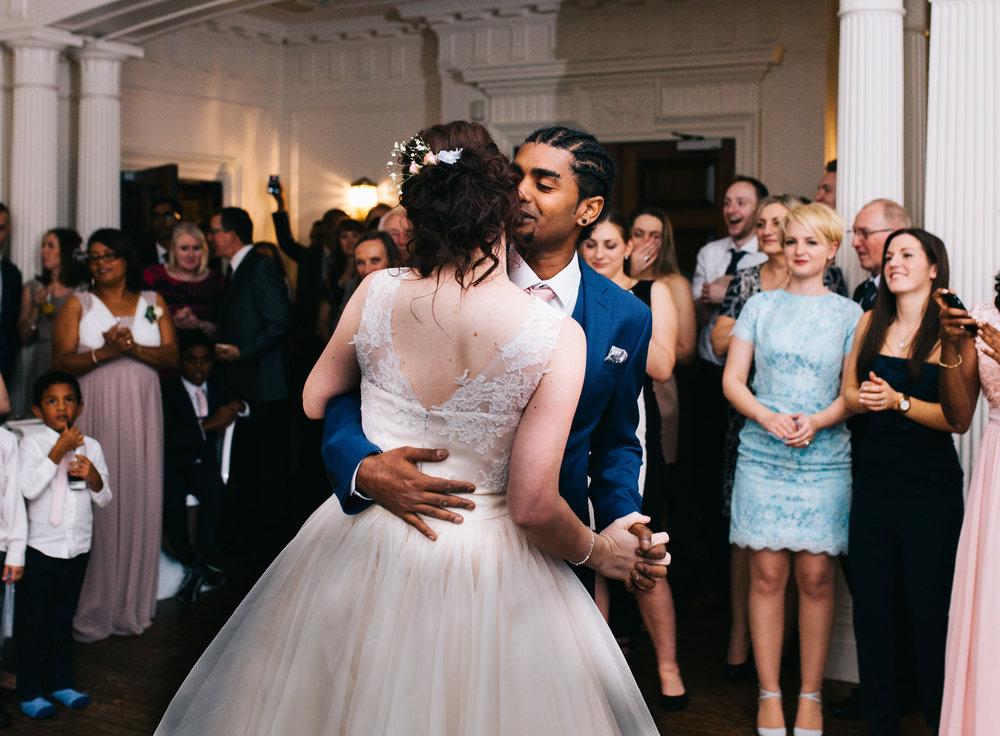 Eaves Hall Wedding Pictures - Lancashire Wedding Photography (73).jpg