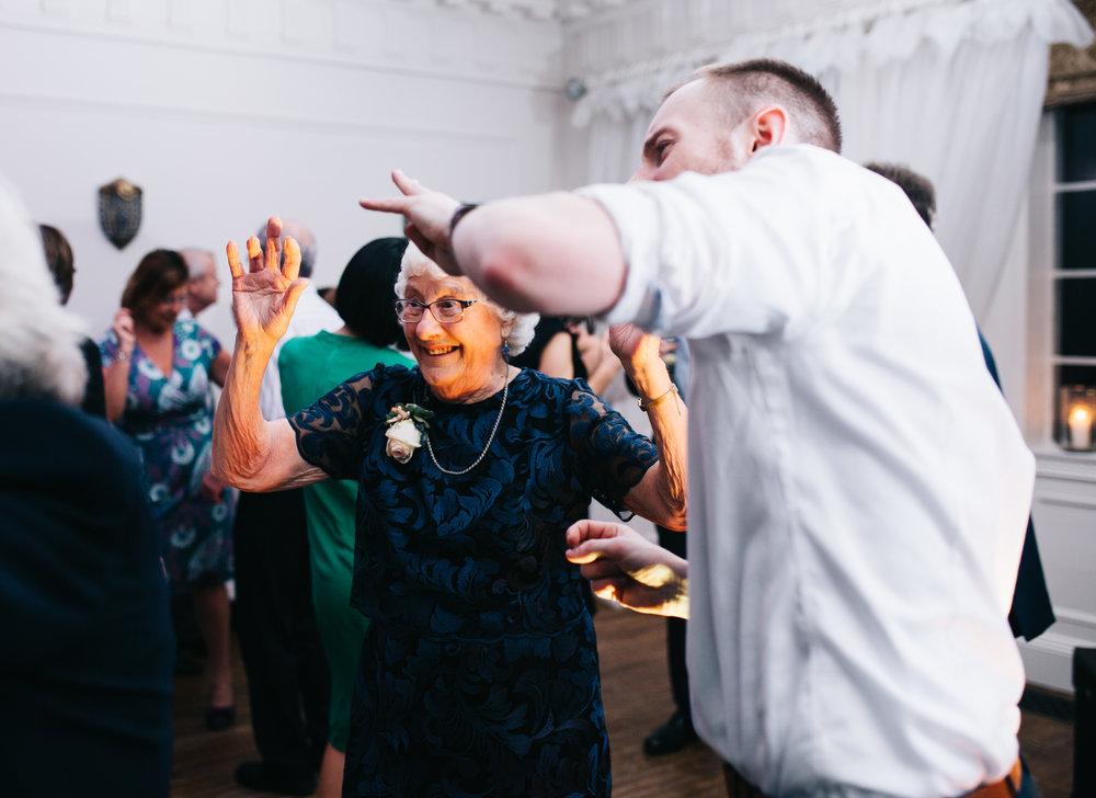 Eaves Hall Wedding Pictures - Lancashire Wedding Photography (74).jpg