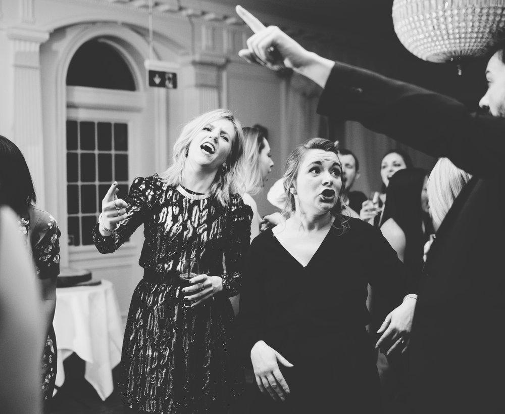 Eaves Hall Wedding Pictures - Lancashire Wedding Photography (77).jpg