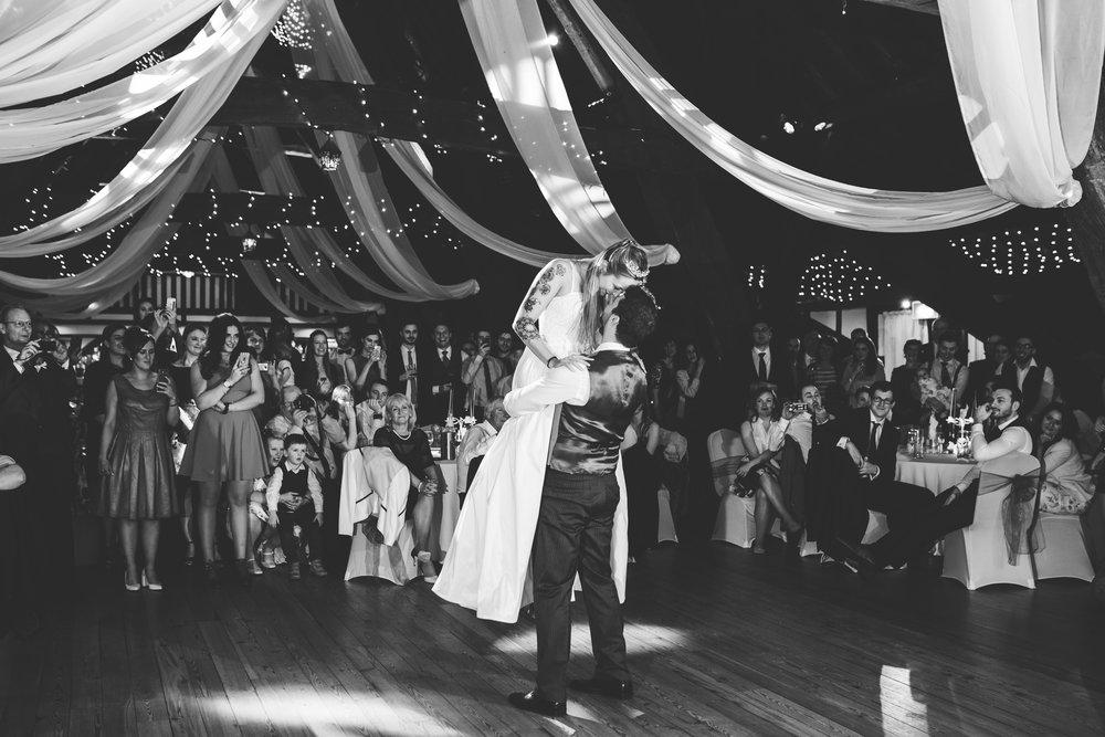 Rivington Hall Barn Wedding - Wedding Photography Lancashire (784).jpg