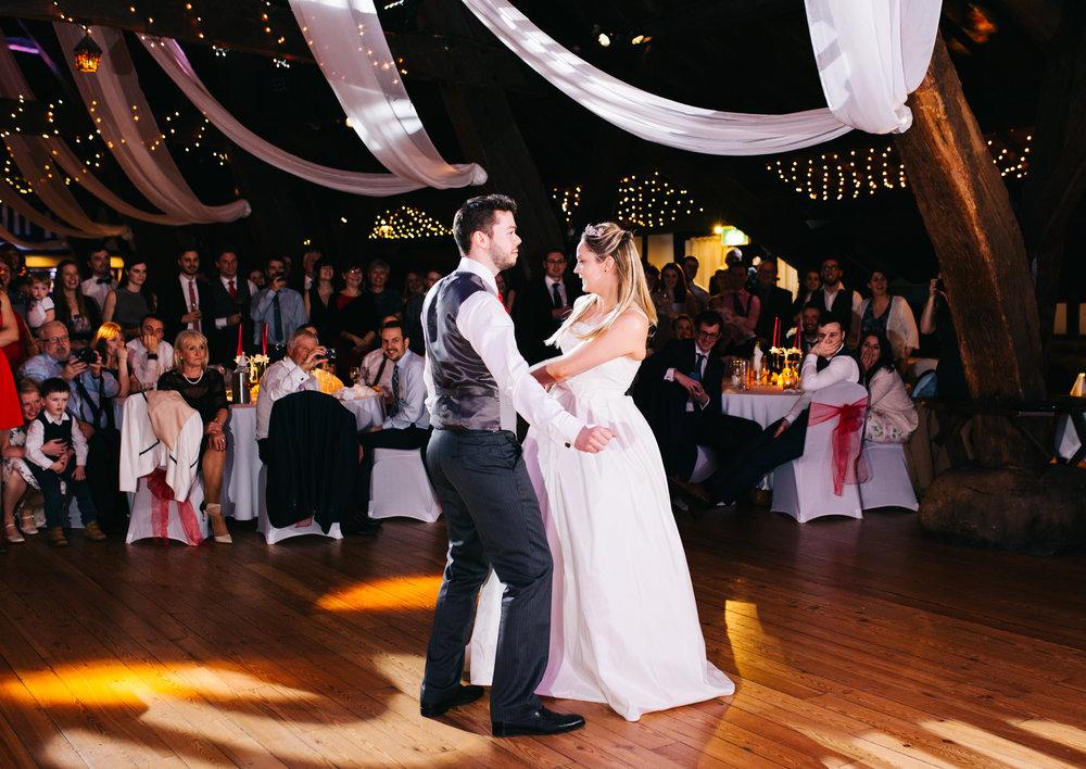 Rivington Hall Barn Wedding - Wedding Photography Lancashire (753).jpg