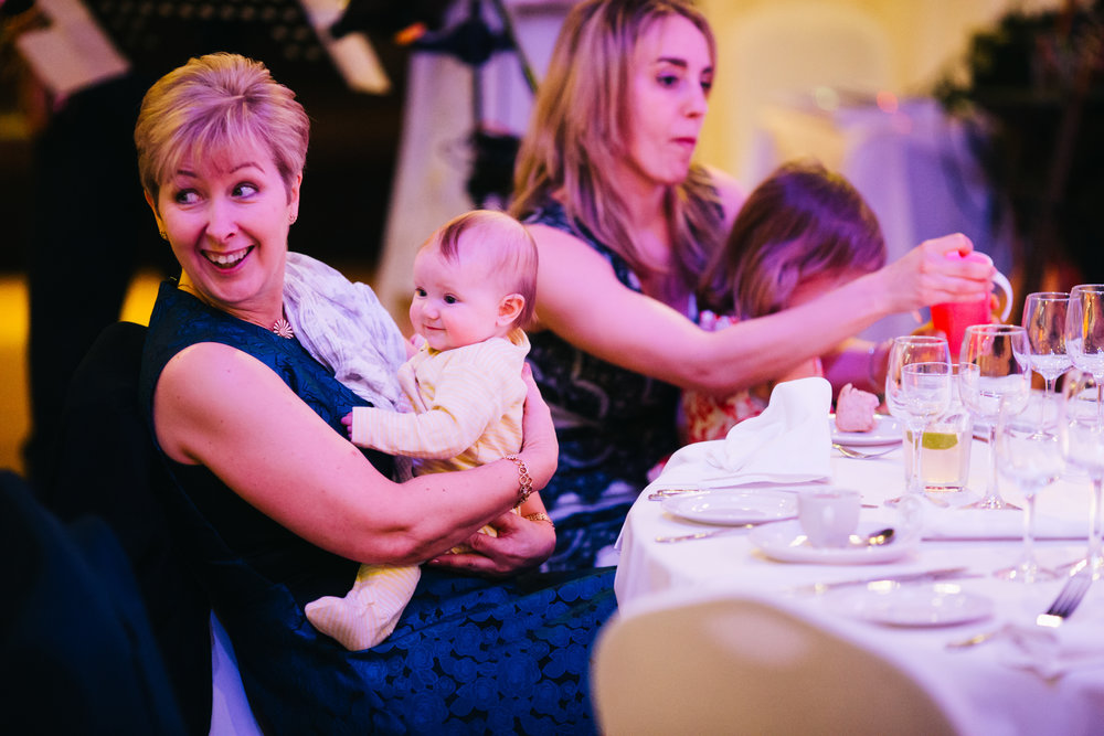 Rivington Hall Barn Wedding - Wedding Photography Lancashire (584).jpg