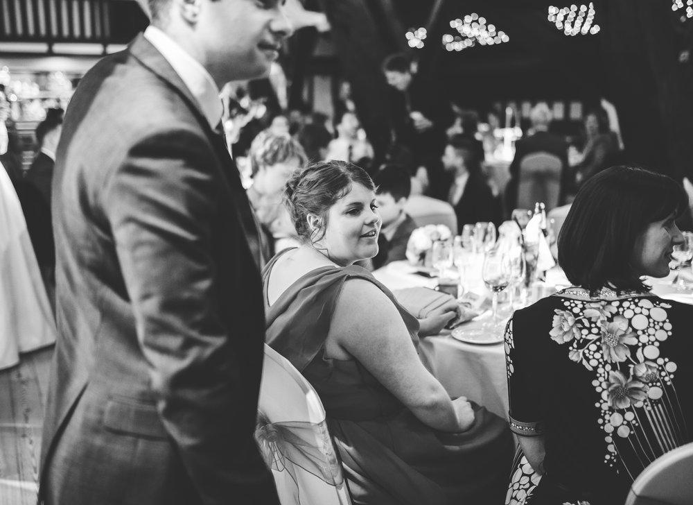 Rivington Hall Barn Wedding - Wedding Photography Lancashire (537).jpg