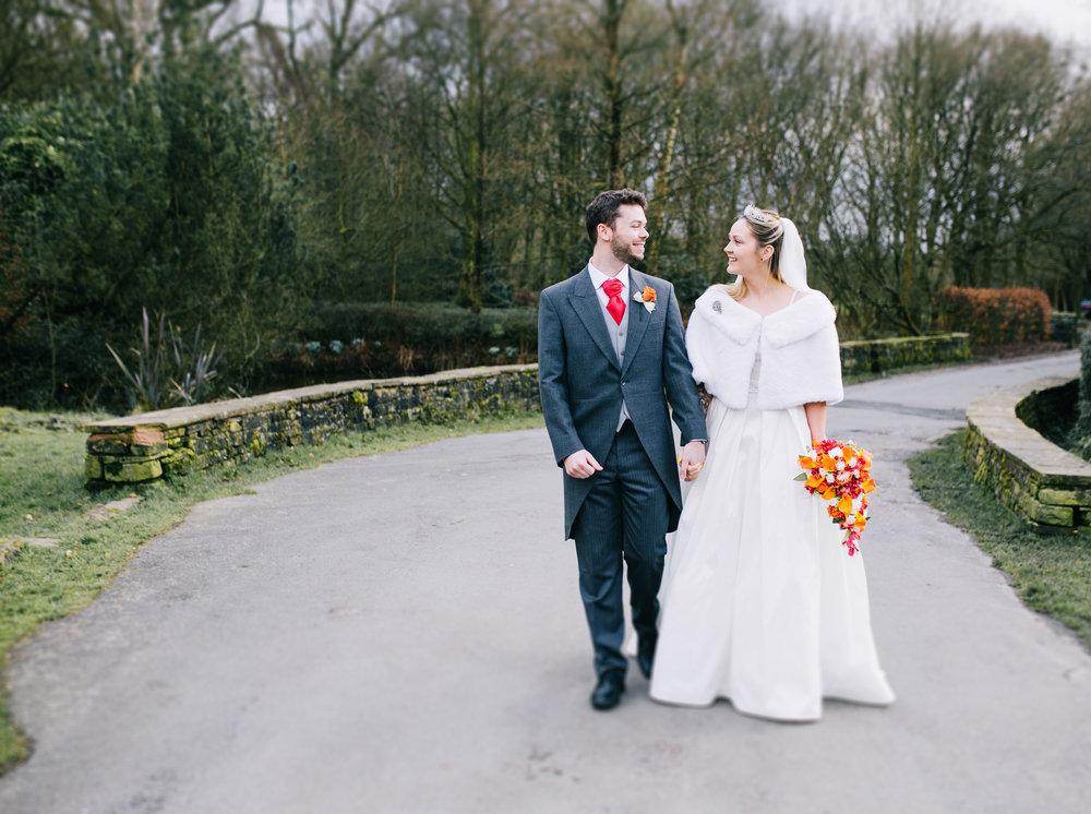 Rivington Hall Barn Wedding - Wedding Photography Lancashire (458).jpg