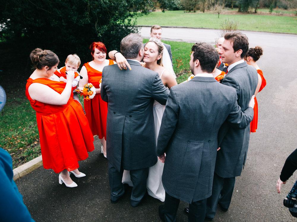 Rivington Hall Barn Wedding - Wedding Photography Lancashire (333).jpg