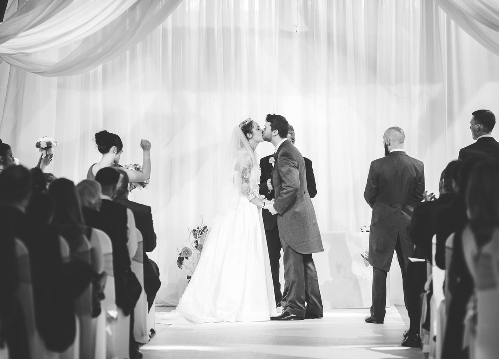 Rivington Hall Barn Wedding - Wedding Photography Lancashire (243).jpg