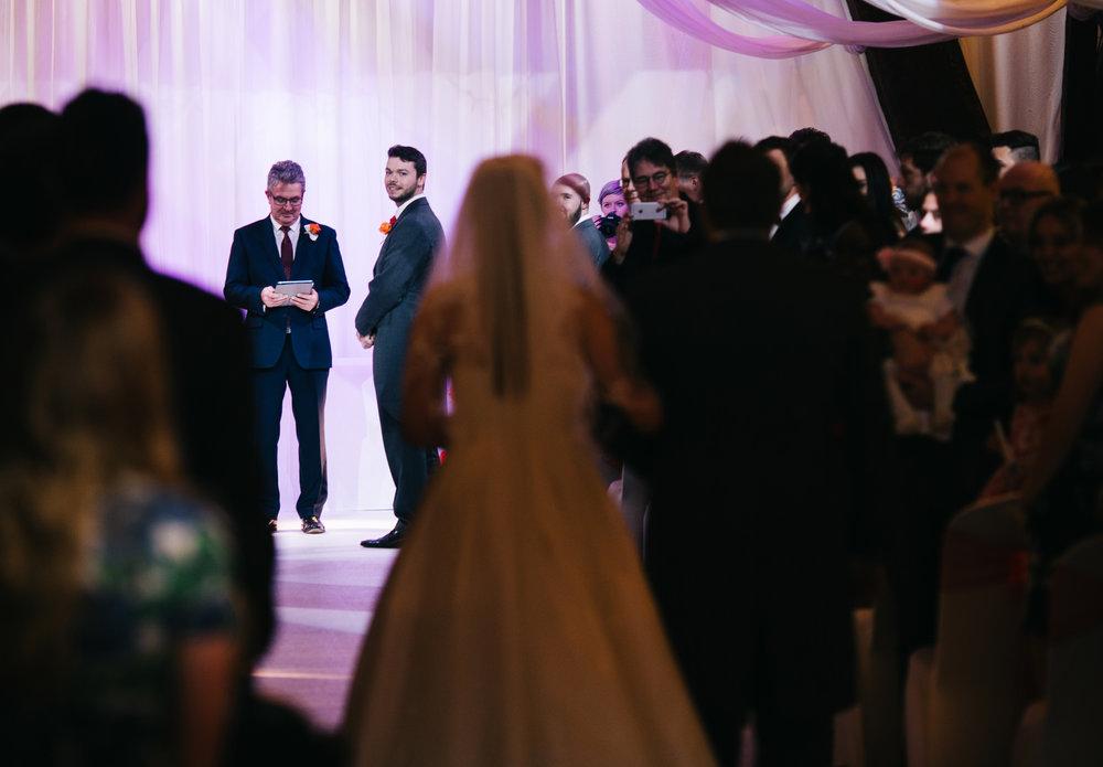 Rivington Hall Barn Wedding - Wedding Photography Lancashire (107).jpg