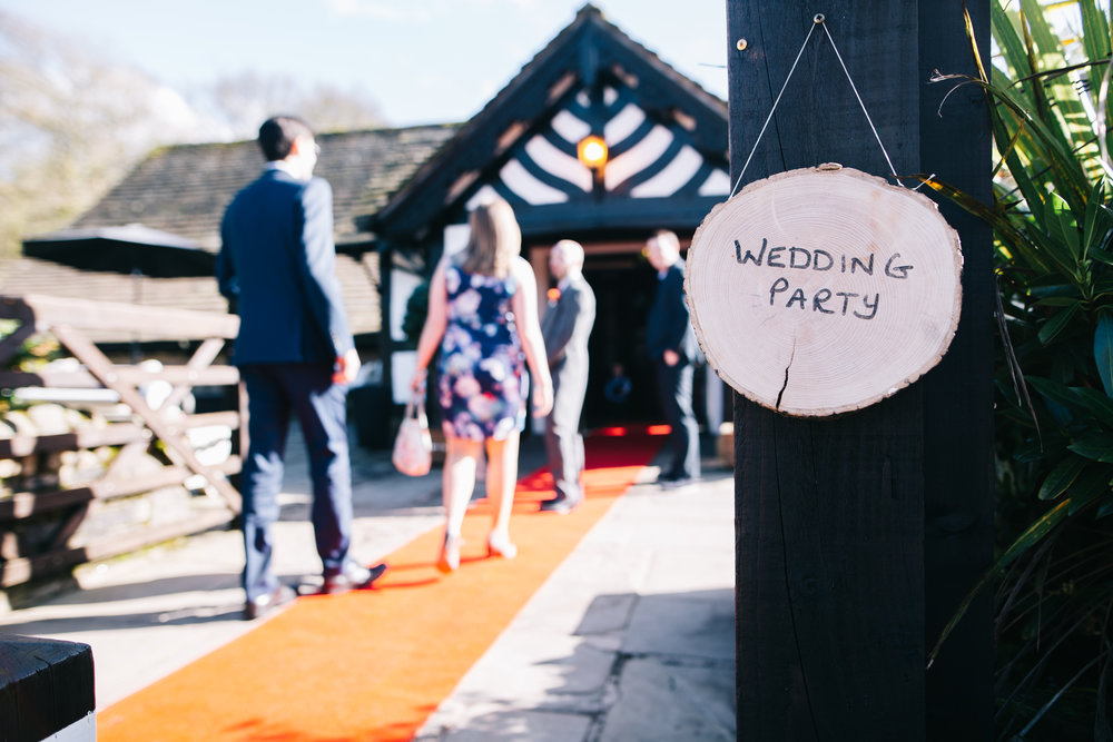 Rivington Hall Barn Wedding - Wedding Photography Lancashire (52).jpg