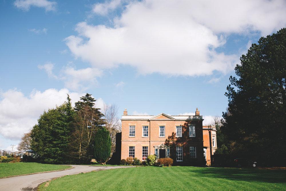 Rivington Hall Barn Wedding - Wedding Photography Lancashire (1).jpg