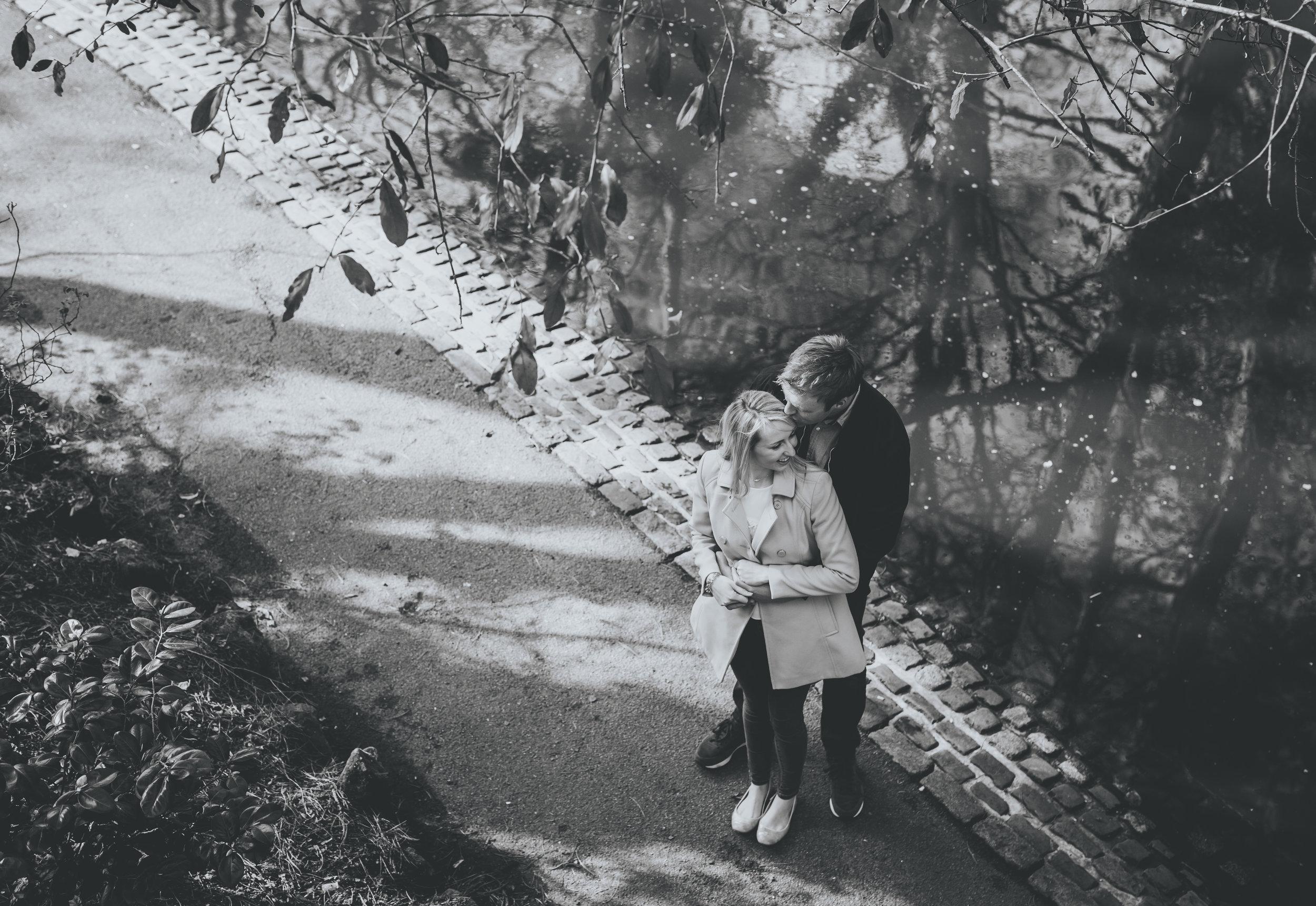 black and white photographs - Williamson Park Lancaster