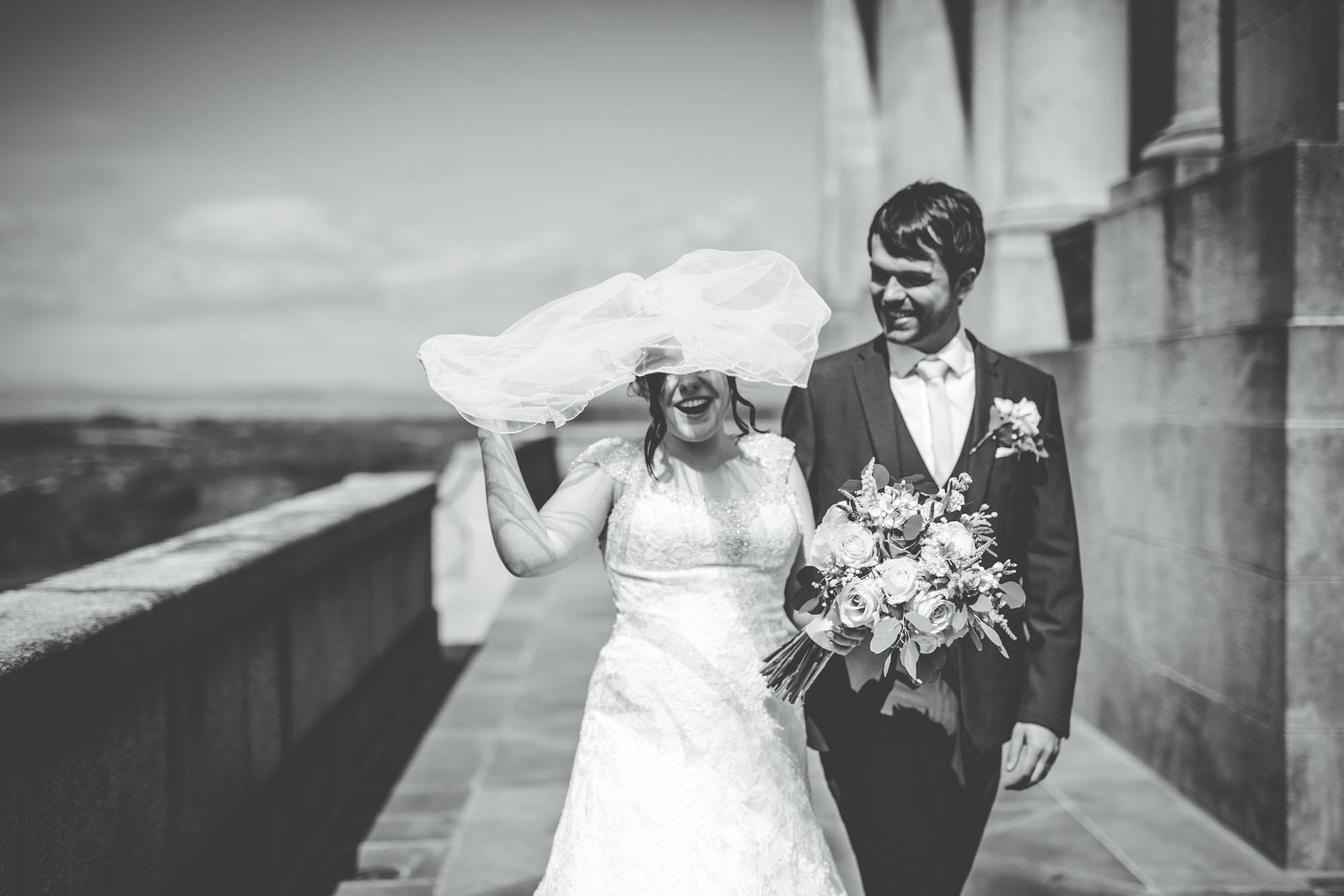 natural wedding photography - Ashton Memorial wedding