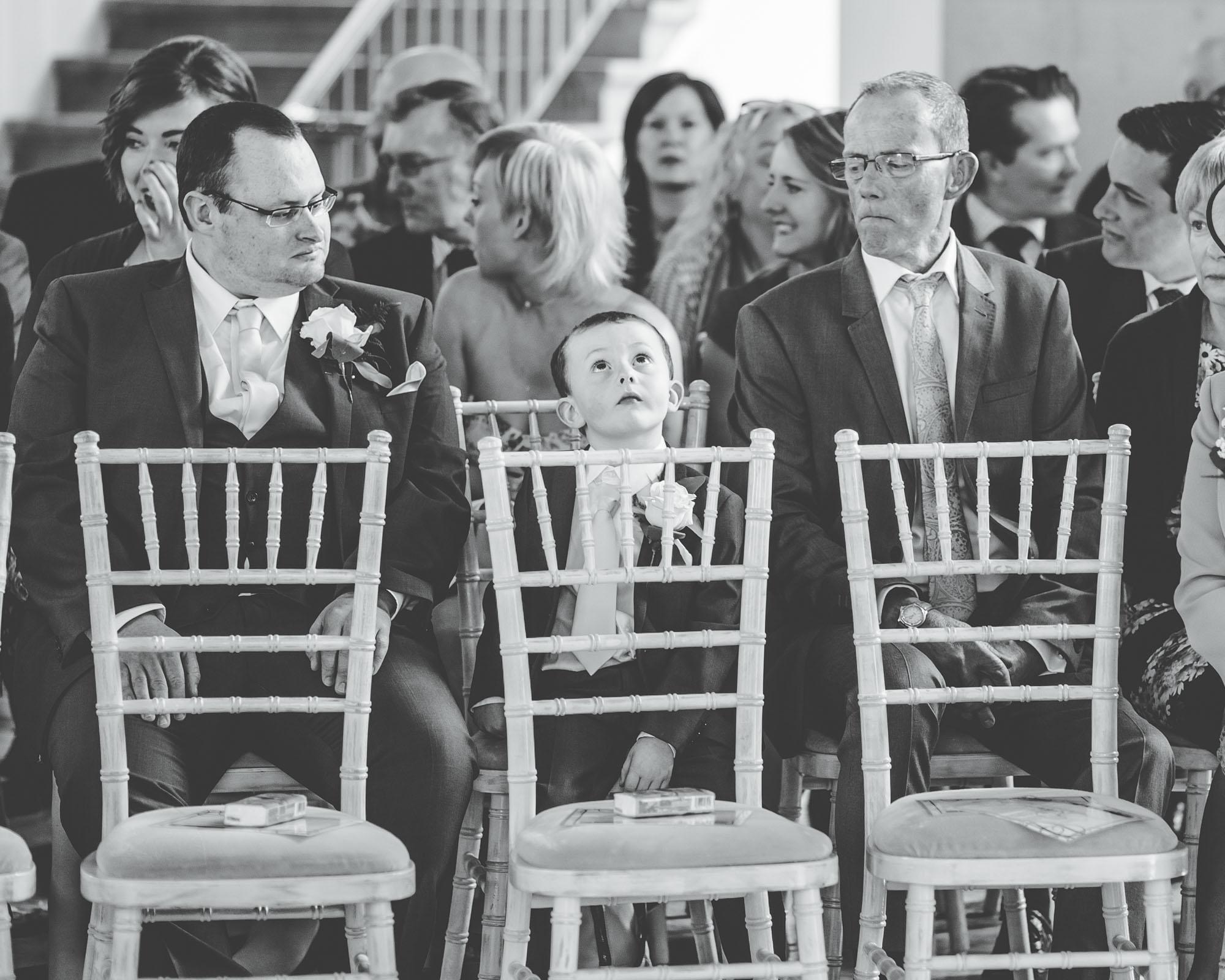 weddings can be boring