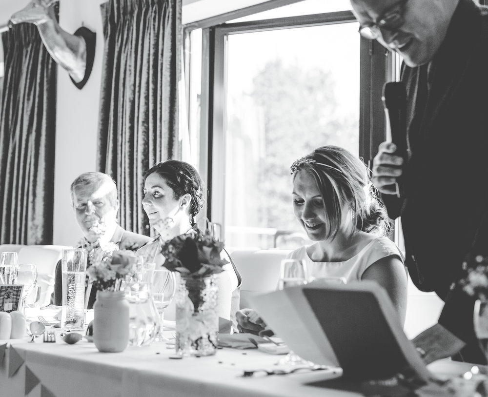 Black and white photograph of the wedding table, same sex wedding, pastel themed wedding, relaxed wedding photography.