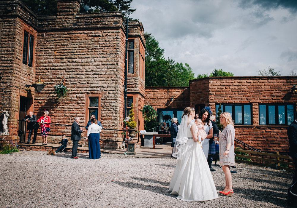 Wedding venue of the Lake District, same sex couple wedding, same sex wedding photographer.