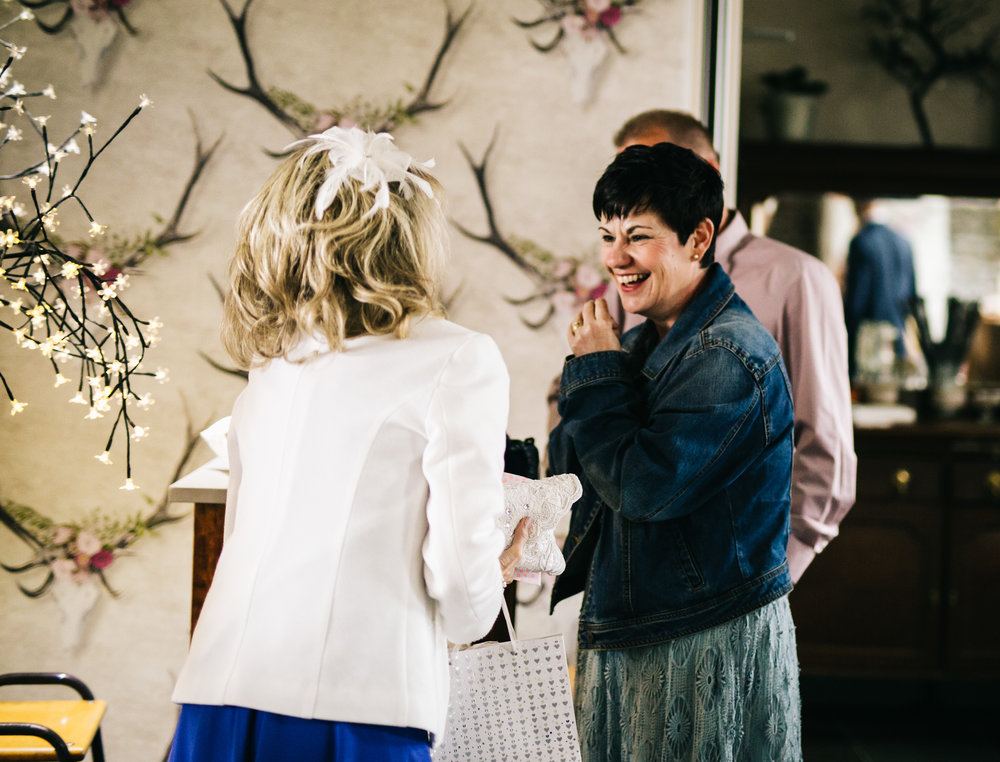 Candid photographs of the wedding guests, creative wedding photography.