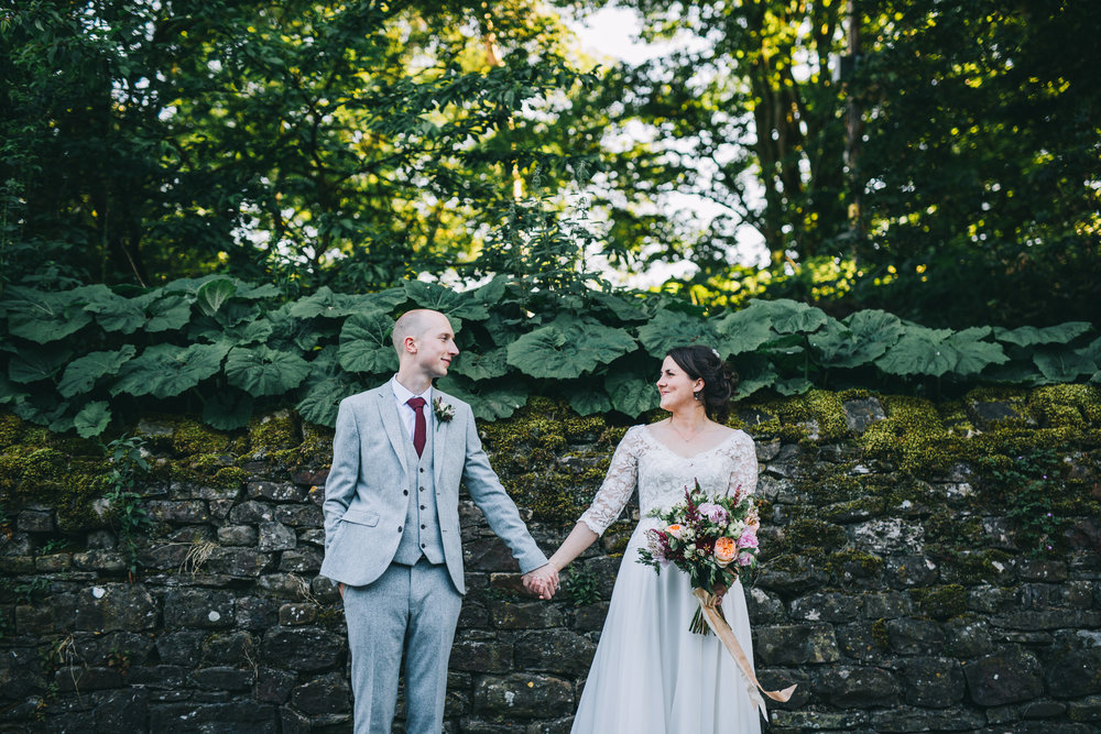 village hall wedding inspiration - lancashire wedding photography