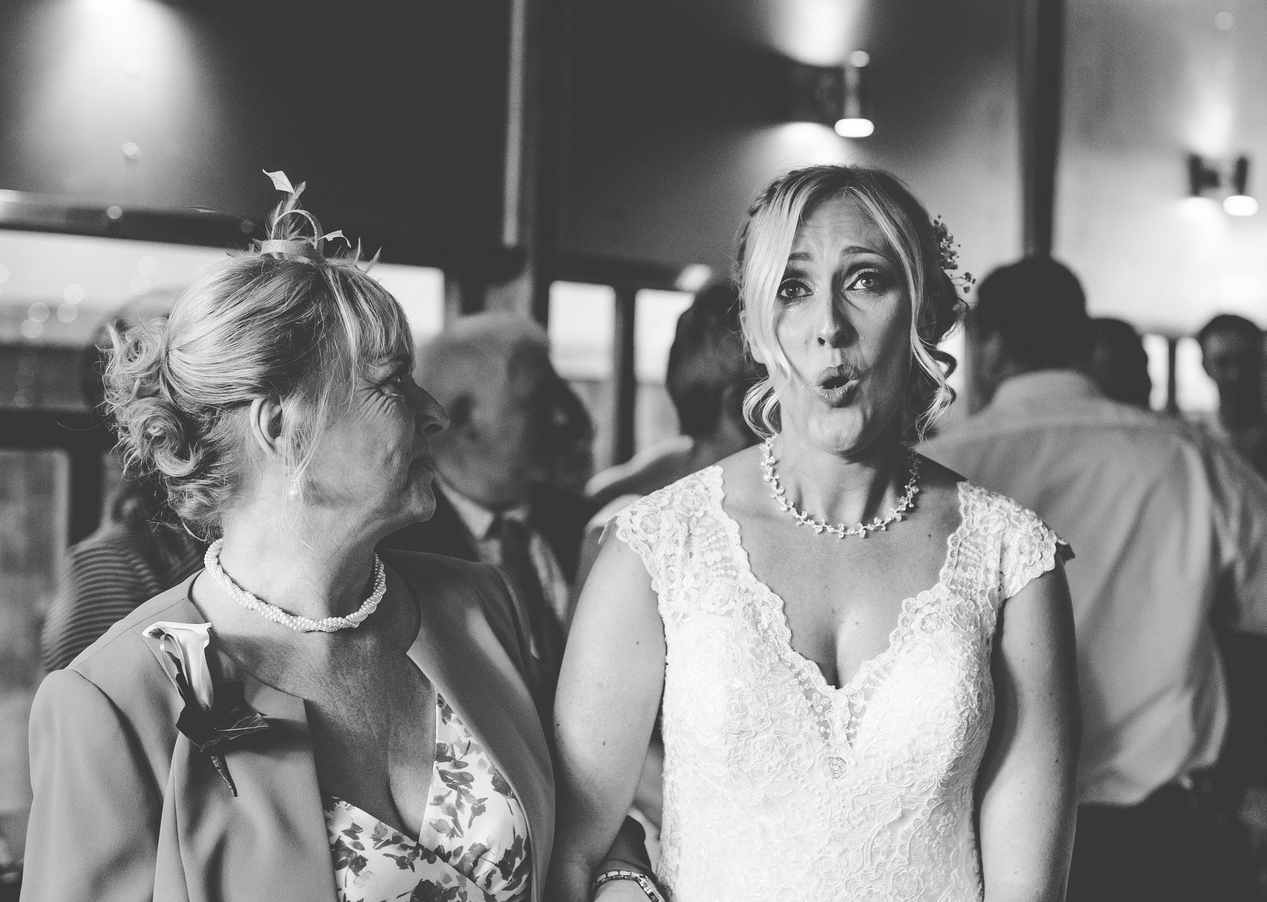 emotional same sex wedding in Cheshire